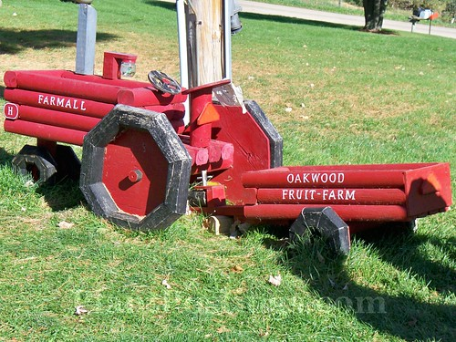 oakwood tractor