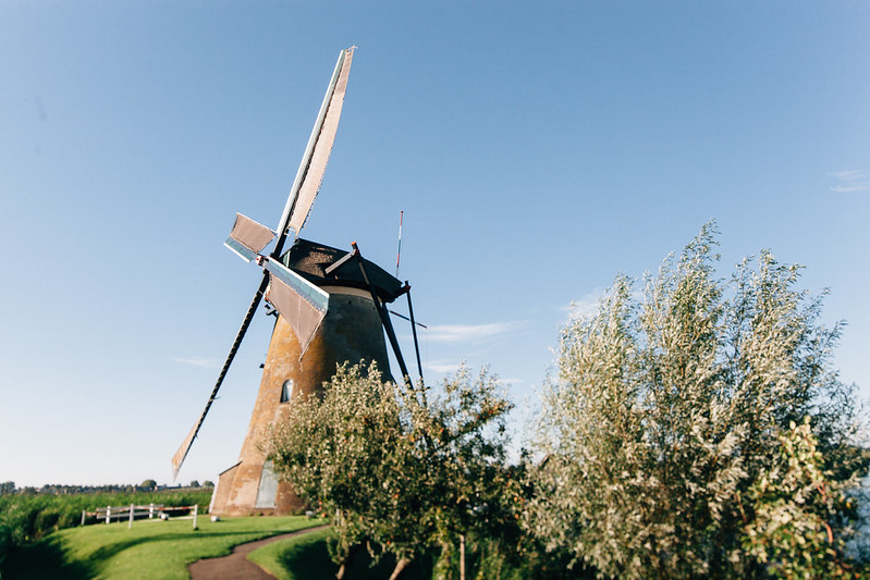 Kinderdijk / Holland