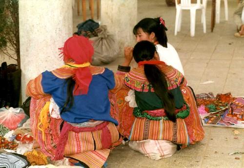 0026 flower hmong