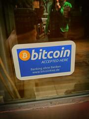 Tony London Liberty X Bitcoin