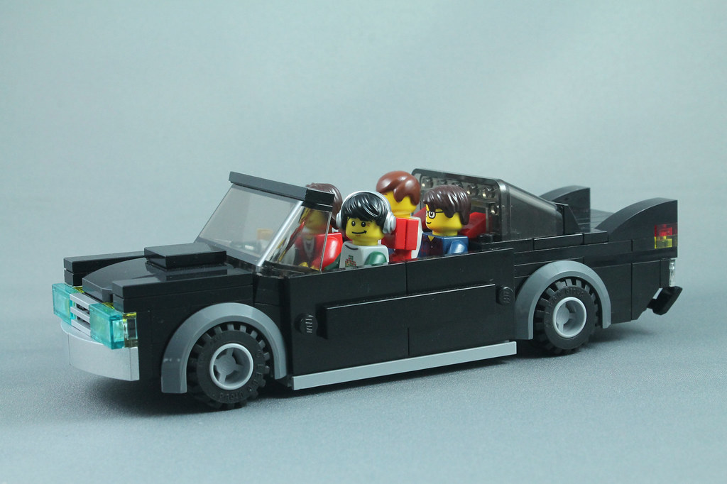6 wide car roof off | My first 6 wide car! The roof comes of… | Flickr
