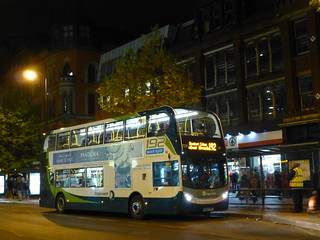 Stagecoach Manchester 12199 in Manchester