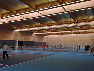 Lee Valley Hockey and Tennis Centre | by diamond geezer