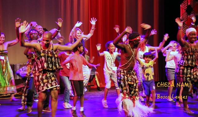 A Taste of Africa Festival - Pleasanton 2016