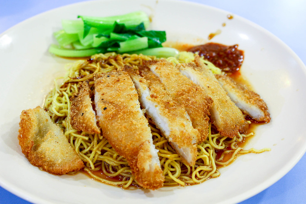 Orchard Road: Tasty Treat Fish Fillet Noodle