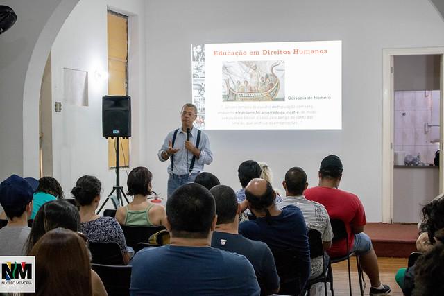 26/11/16 - Curso Ditadura: História e Memória