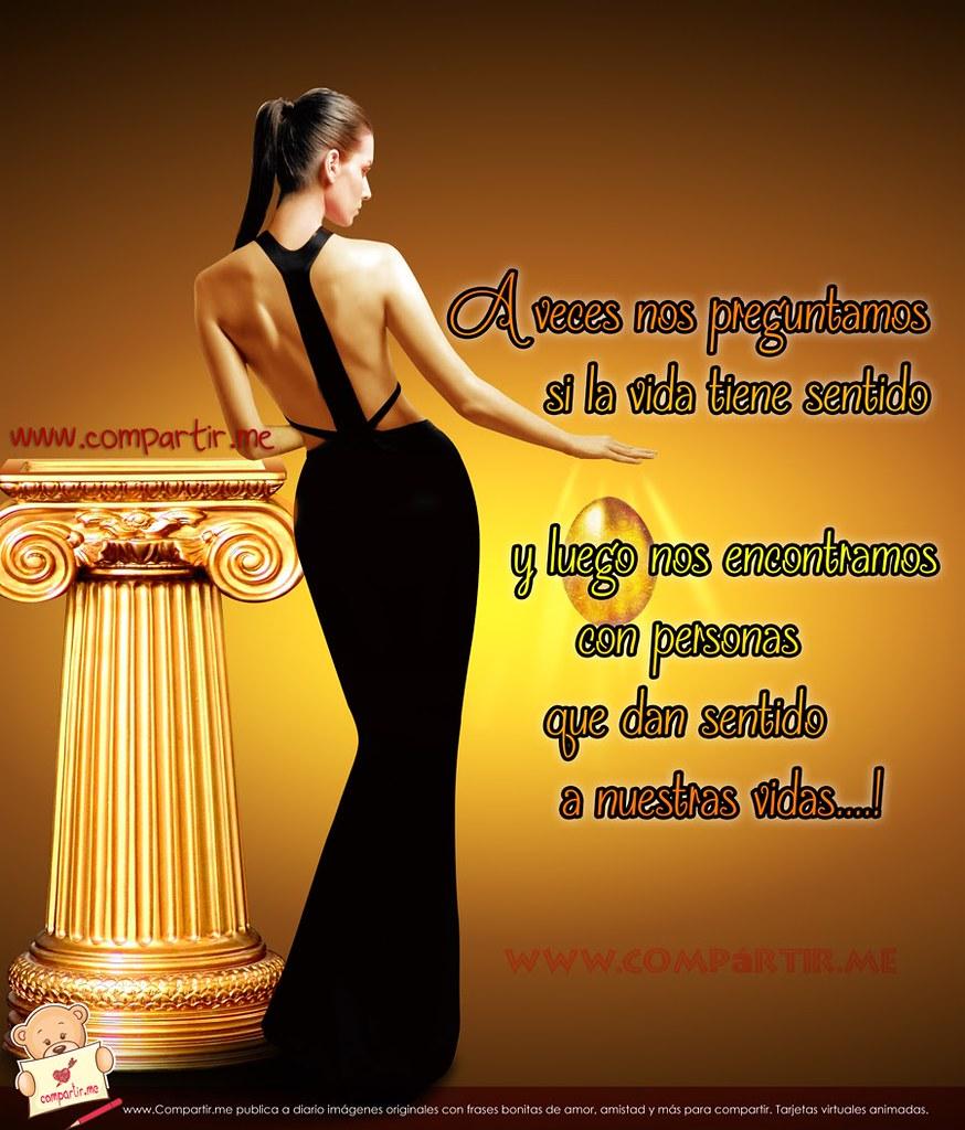 Frases De Amor Frases Sobre El Sentido De La Vida Con Ima Flickr