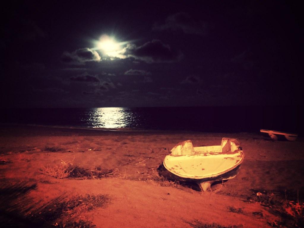 Luna Sul Mare Pietro Ppietro Flickr