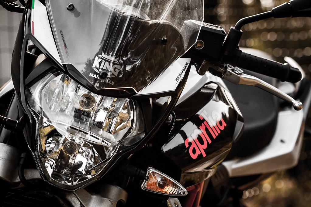 Aprilia Shiver 750 2013 | Here is a shot of my italian bike,… | Flickr