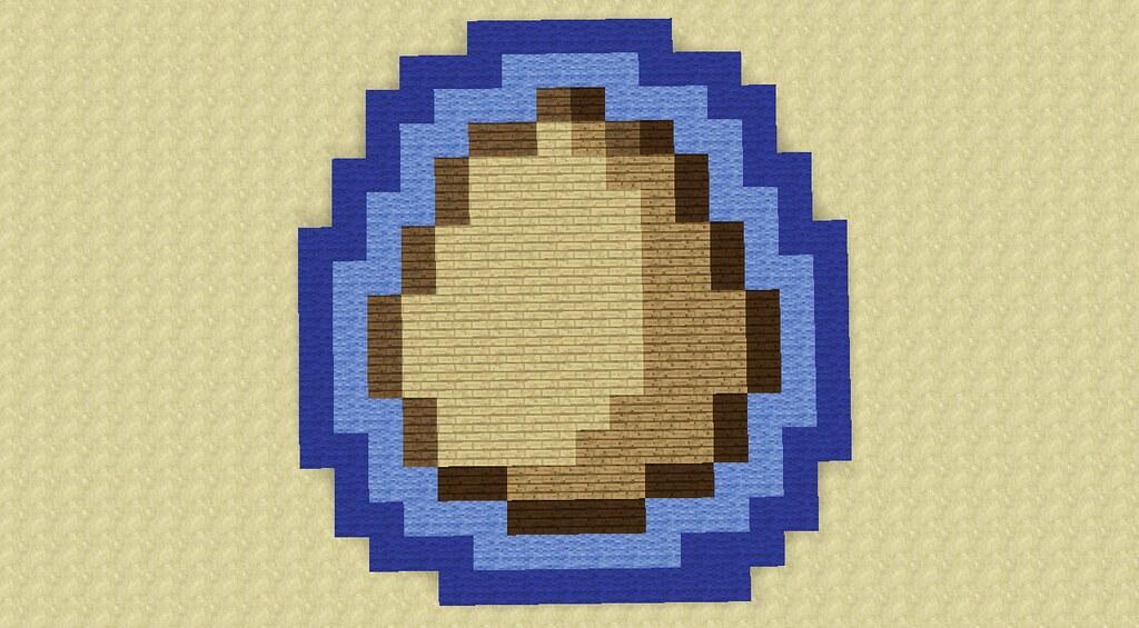pixel art oeuf