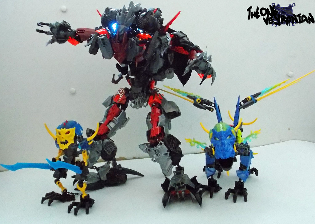 LEGO Hero Factory MOC - Gigacranius 8   My largest Hero Fact…   Flickr