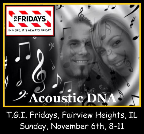Acoustic DNA 11-6-16