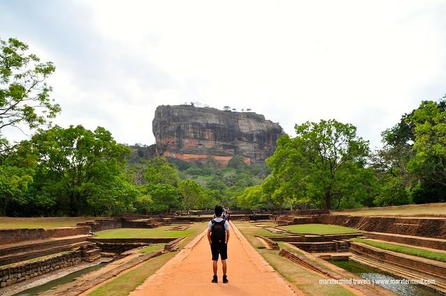 marxtermind in Sigiriya Sri Lanka