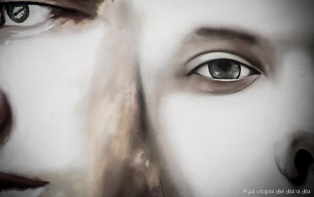 El alma que hablar puede con los ojos, también puede besar con la mirada (Gustavo Adolfo Bécquer)