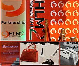 GPEFC signage and branding