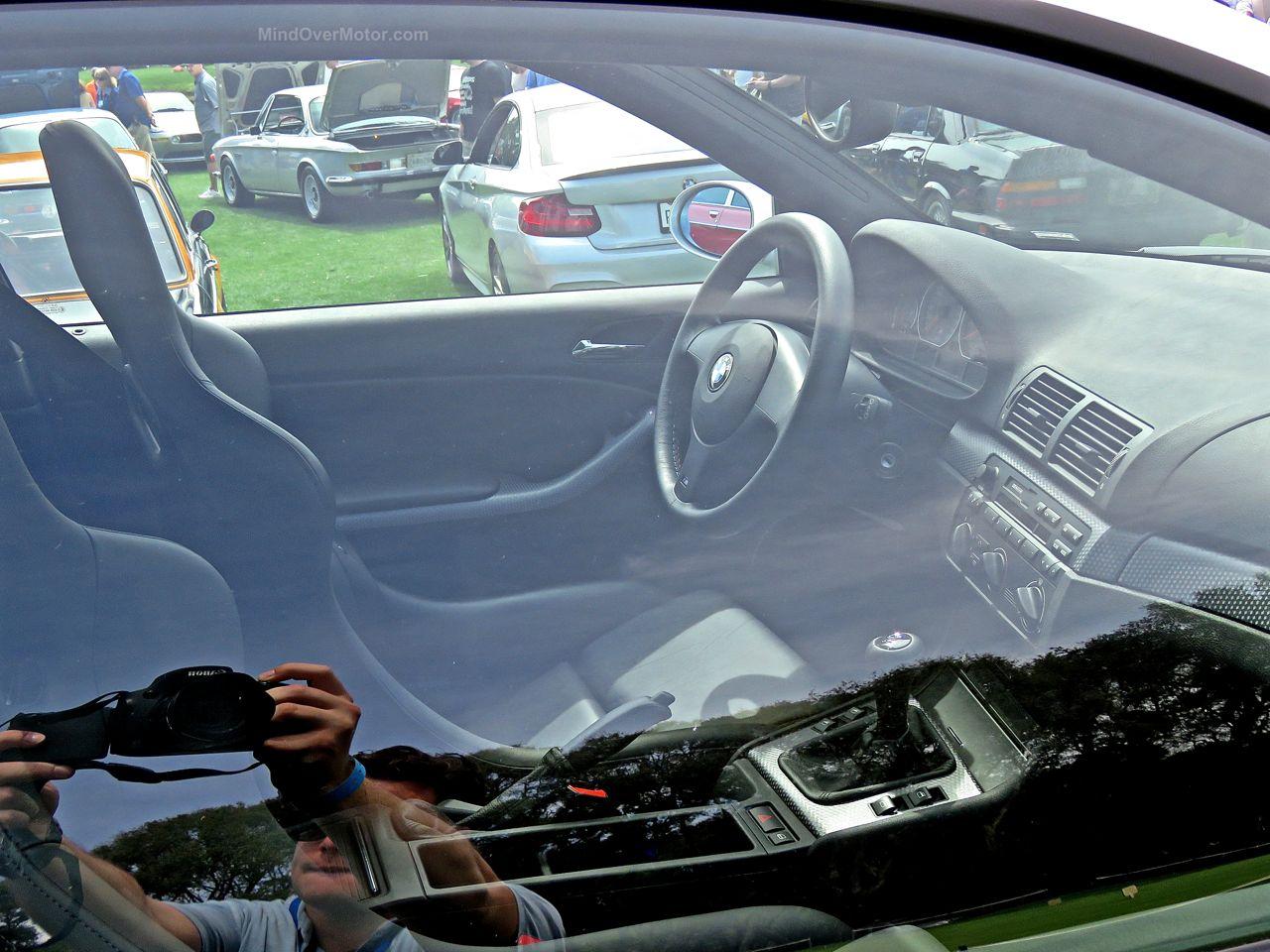 BMW E46 M3 GTR Amelia Island 11
