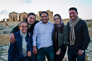 Members of the Association Culture et Developpement de Kasserine | by World Bank Photo Collection