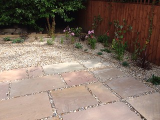 Natural stone paving | by allaboutgardens1