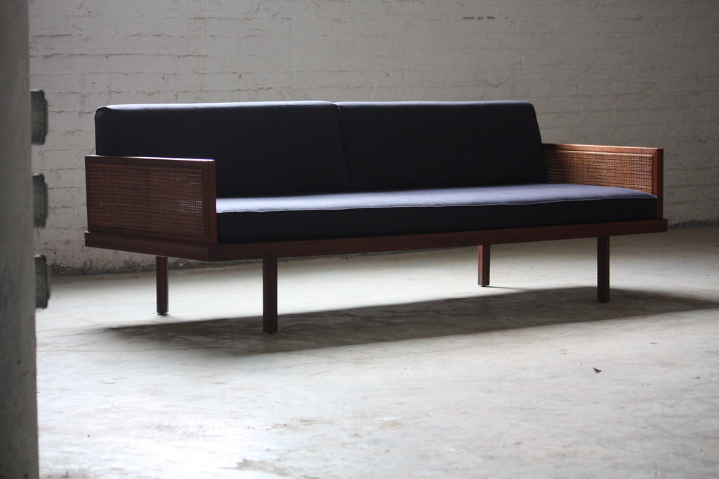 modern daybed. Fine Daybed Wicked Mid Century Modern Daybed Day Bed Sofa USA 1960s  By  Kennyk For