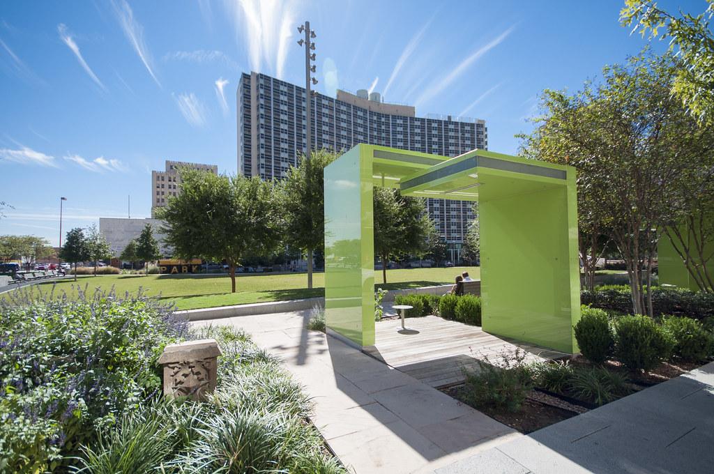 Main Street Garden Park | Dallas, Texas | Wade Griffith | Flickr