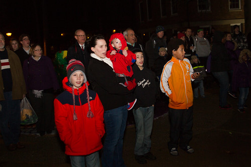 Albion College: Tree Lighting 2013 | by albion-college
