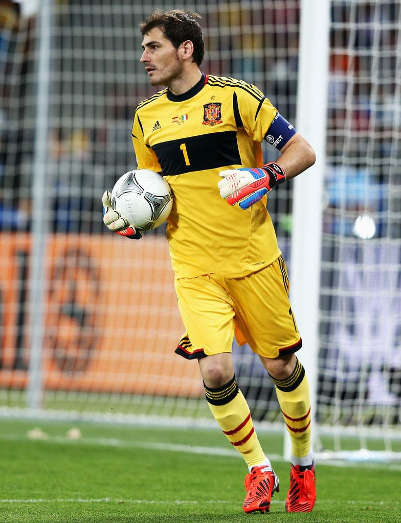 Spain Iker Casillas HD Wallpaper 9