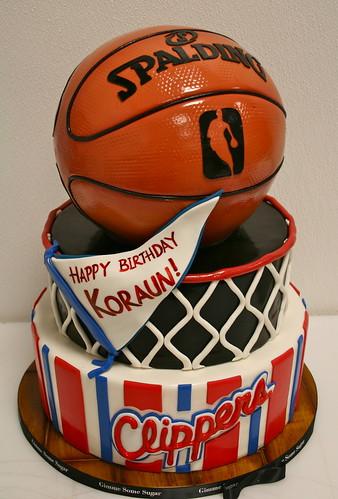 Basketball Birthday Cake Walmart