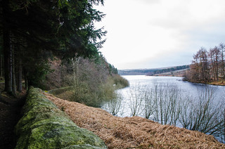 Langsett Reservoir | by They Were Invisible