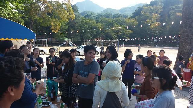 2016 화북초등학교 한마음 한가족 가을운동회