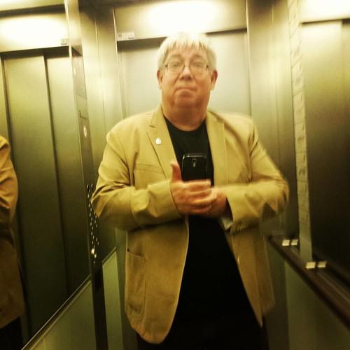 Letztes Selfie mit 59