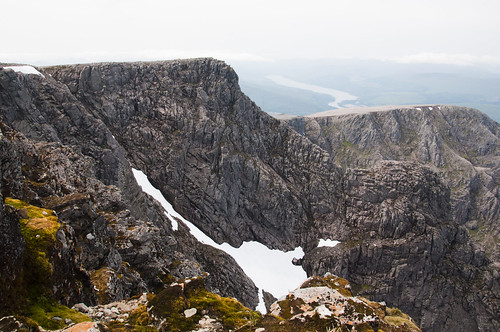 View from Ben Nevis Peak (1)