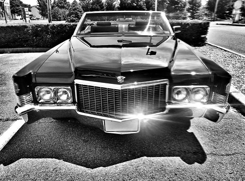 1970 Cadillac Convertible | by GWP Photography