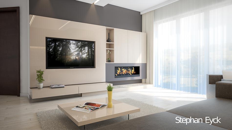 ... Design Interior Living Room Bucuresti | By Stephan Eyck