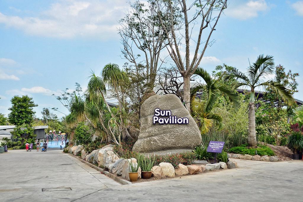 Sun Pavilion #1