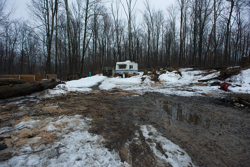 Mud Season on Our Land | by goingslowly