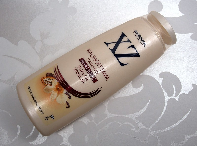 XZ suklaa-vanilja kuiva päänahka