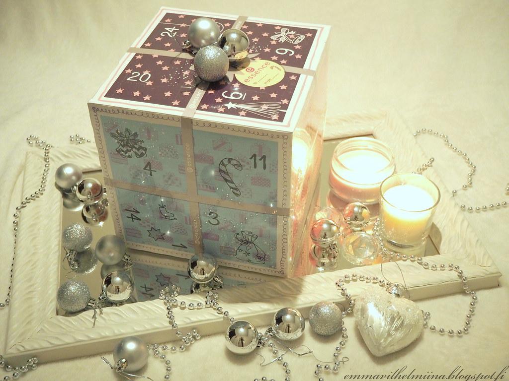 essence joulukalenteri