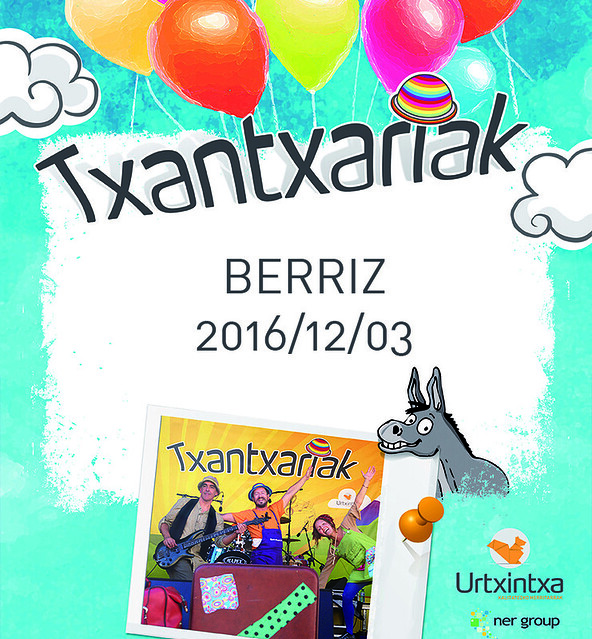 Txantxariak- Berriz