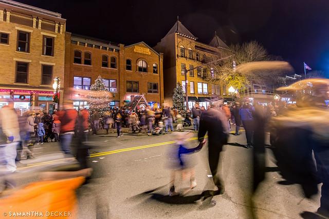 Victorian Street Walk 2016