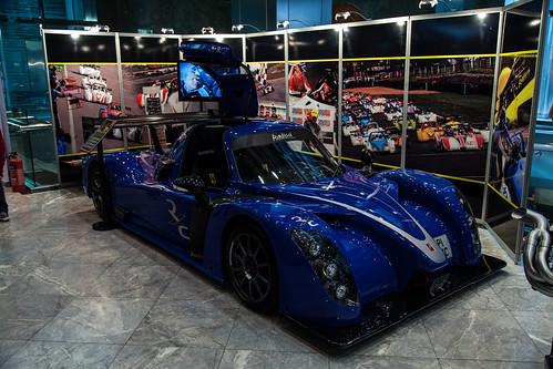 Radical Race Car Replica