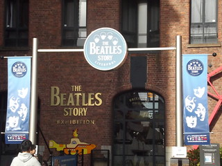 The Beatles Story Exhibition - Albert Dock - Liverpool | by ell brown