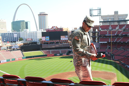 Missouri National Guard supports 2013 World Series | by The National Guard
