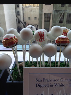 San Francisco Cake Pops | by Sweet Lauren Cakes