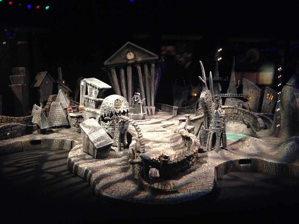 nightmare before christmas set halloweentown by candice dunlap miller