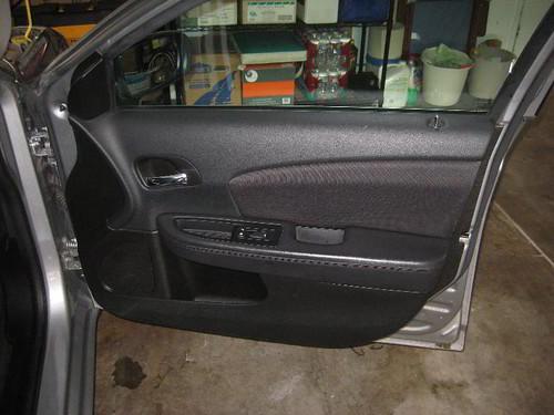 2013 Chrysler 200 Sedan Take Off Plastic Interior Door P
