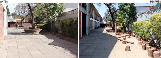 Colegio Jorge Alessandri Rodríguez | Renca | BICE