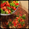 #Veal #Stew #homemade #CucinaDelloZio - add the peppers
