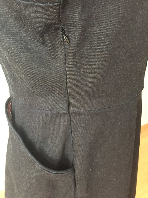 side zipper