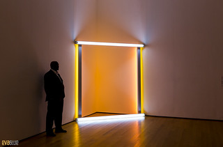 Dan Flavin MOMA NYC 02 | by Eva Blue