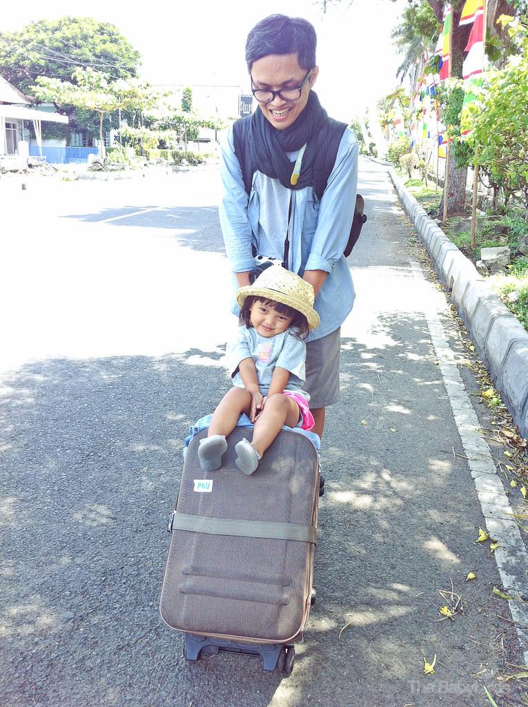 Perjalanan pulang kampung
